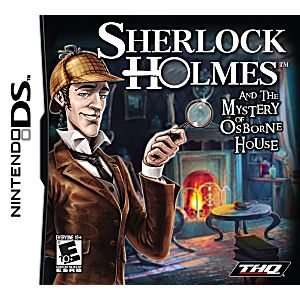 Sherlock Holmes and the Mystery of Osborne House DS Game