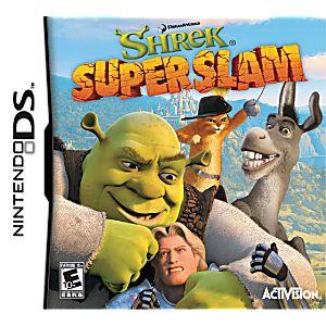 Shrek Superslam DS Game