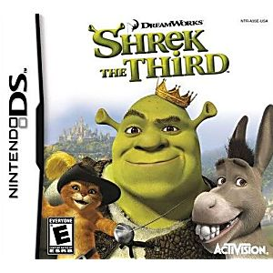 Shrek the Third DS Game