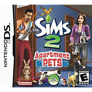 sims2 ds game