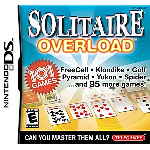 Solitaire Overload DS Game
