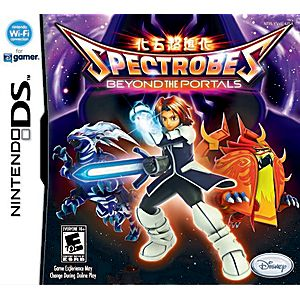 Spectrobes Beyond The Portals DS Game