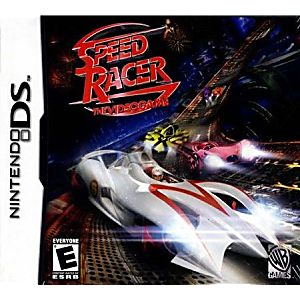 Speed Racer Video Game DS Game