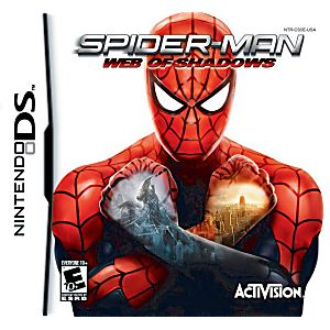 Spider-Man Web of Shadows DS Game