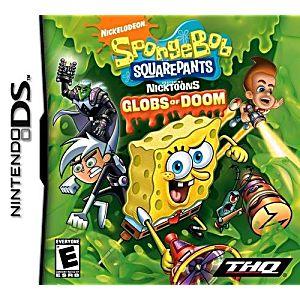 SpongeBob SquarePants Featuring Nicktoons Globs of Doom