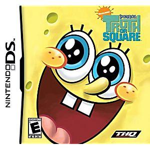 SpongeBob's Truth or Square