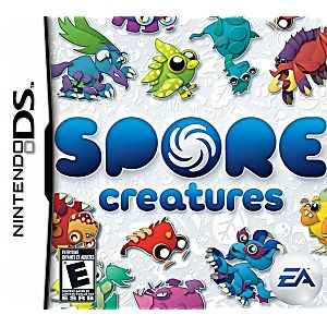 Spore Creatures DS Game
