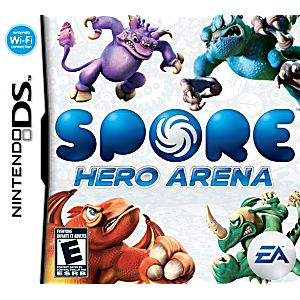 Spore Hero Arena DS Game