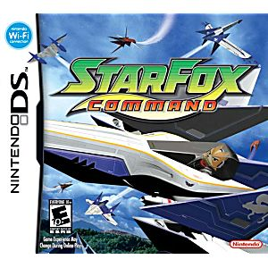 Starfox Command DS Game