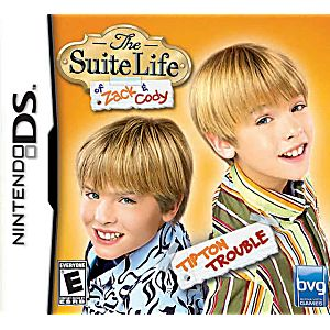 Suite Life of Zack and Cody DS Game