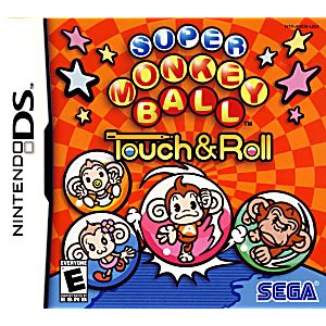 Super Monkey Ball Touch & Roll DS Game