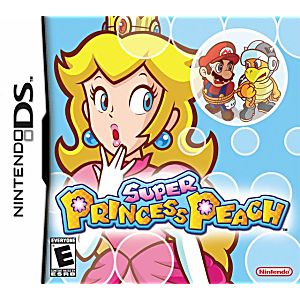 Super Princess Peach DS Game