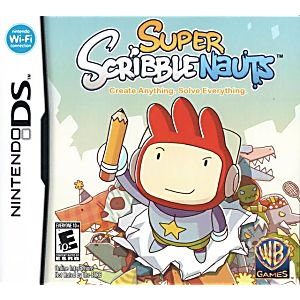 Super Scribblenauts DS Game
