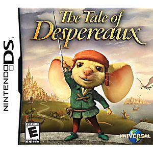 The Tale of Despereaux DS Game