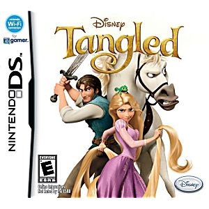 Tangled DS Game