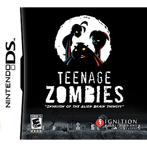 Teenage Zombies DS Game