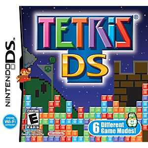 Tetris DS DS Game