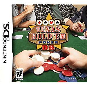 Texas Hold Em Poker DS Game
