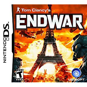 Tom Clancy's End War DS Game