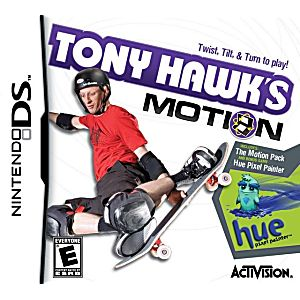 Tony Hawk Motion DS Game