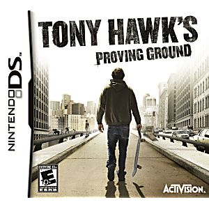 Tony Hawk Proving Ground DS Game