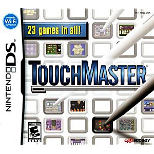 Touchmaster DS Game