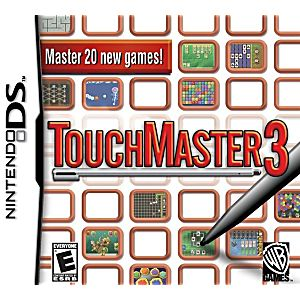 Touchmaster 3 DS Game