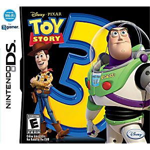 Toy Story 3: The Video Game DS Game