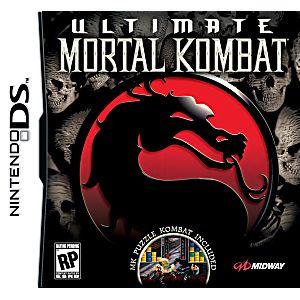 Ultimate Mortal Kombat DS Game