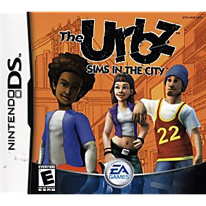 les urbz les sims in the city ds