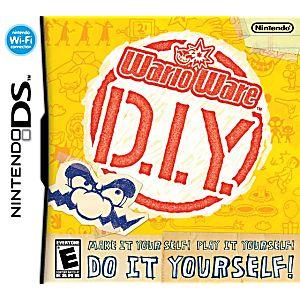 WarioWare D.I.Y. DS Game