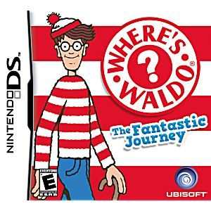 Where's Waldo? The Fantastic Journey DS Game