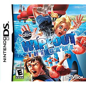 ABC Wipeout The Game Nintendo DS Game