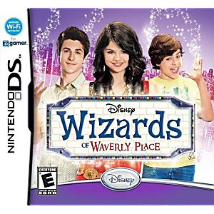 Wizards of Waverly Place DS Game