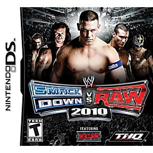 WWE SmackDown vs. Raw 2010 DS Game