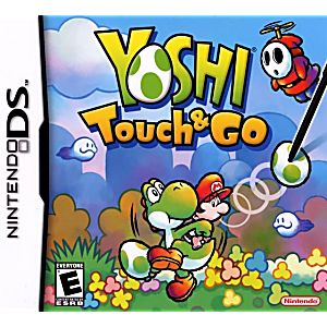 Yoshi Touch and Go DS Game