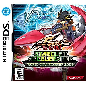 Yu-Gi-Oh 5D's Stardust Accelerator World Championship Tournament 2009 DS Game