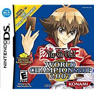 Yu-Gi-Oh World Championship 2007 DS Game