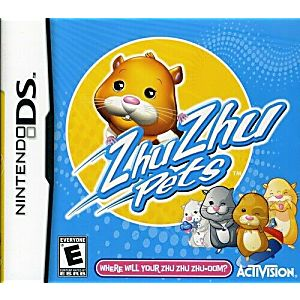 ZhuZhu Pets DS Game