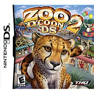 Zoo Tycoon 2 DS Game