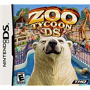 Zoo Tycoon DS Game