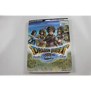 DRAGON QUEST IX: SENTINELS OF THE STARRY SKIES SIGNATURE SERIES GUIDE (BRADY  GAMES)