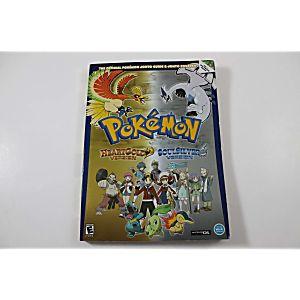 Pokemon Heartgold/Soulsilver Vol 1- the Official Pokemon Johto Guide & Pokedex