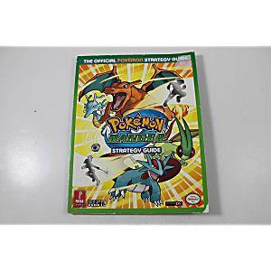 Pokemon Ranger Official Pokemon Strategy Guide (Prima Games)
