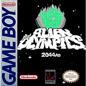 Alien Olympics
