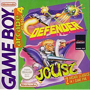 Arcade Classic 4 Defender & Joust