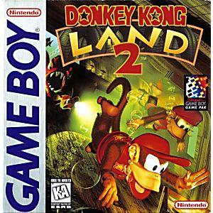 Donkey Kong Land 2 II