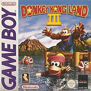 Donkey Kong Land 3 III