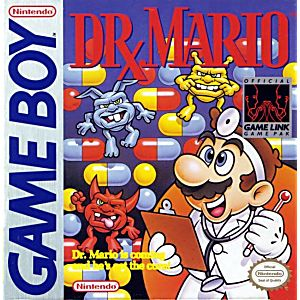 dr mario game boy