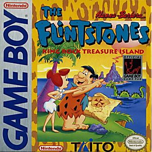 Flintstones King Rock Bedrock Island